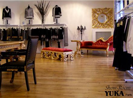 Интернет-магазин одежды Yuka